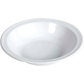 Waca Plate creuse, en mélamine, white